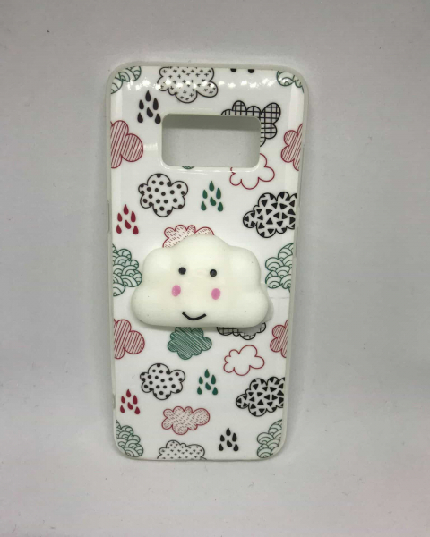 Husa Squishy Cloud Samsung Galaxy S8 0