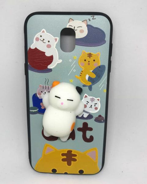Husa Squishy Cat Samsung Galaxy J5 2017 0