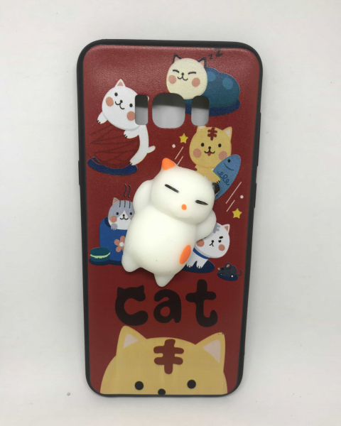 Husa Squishy Cat Samsung Galaxy S8 Plus 0