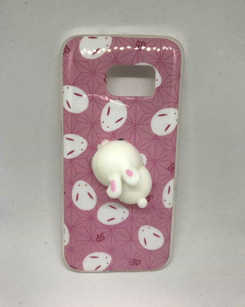 Husa Squishy Rabbit Samsung Galaxy S7 0