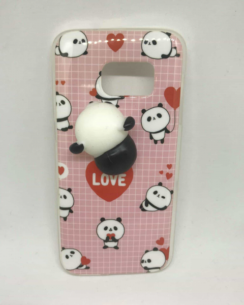 Husa Squishy Panda Samsung Galaxy S7 0
