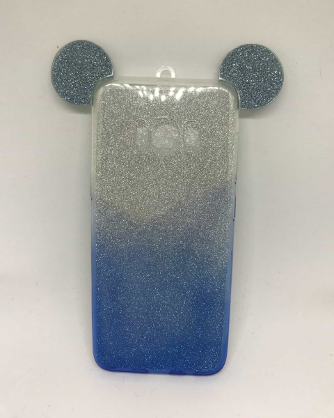Husa Urechi Blue Samsung Galaxy S8 0