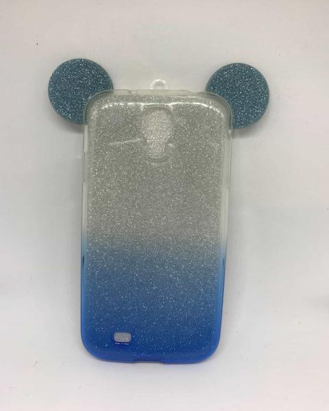 Husa Urechi Albastre Samsung Galaxy S4 [0]