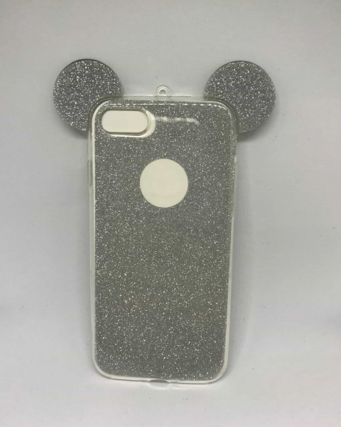 Husa Urechi Silver iPhone 7 / iPhone 8 0