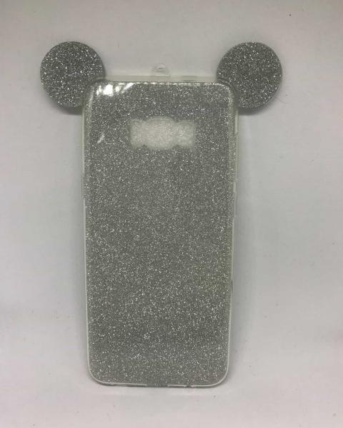 Husa Urechi Silver Samsung Galaxy S8 Plus 0