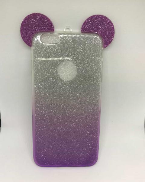 Husa Urechi Purple iPhone 6 Plus/ 6s Plus 0