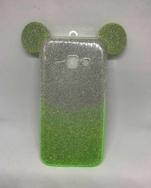 Husa Urechi Green Samsung Galaxy A3 2017 0