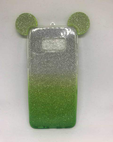 Husa Urechi Green Samsung Galaxy S8 0
