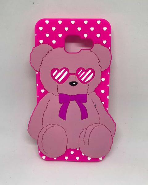 Husa Pink Bear Samsung Galaxy A3 2016 [0]