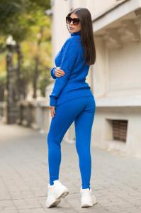 Compleu Tricot Blue [1]