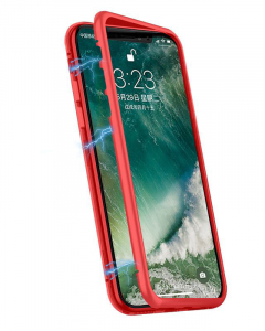 Husa 360 Inchidere Magnetica Red Samsung Galaxy S8 Plus0