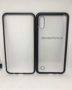 Husa 360 Inchidere Magnetica Black Samsung Galaxy A101