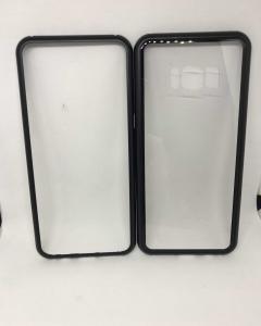 Husa 360 Inchidere Magnetica Black Samsung Galaxy S81
