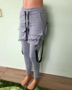 Pantaloni Vgb Black Gray1