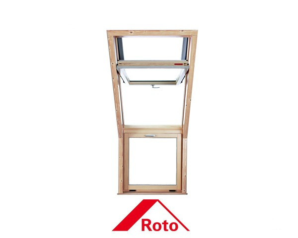Fereastra Mansarda Roto R1 H [1]