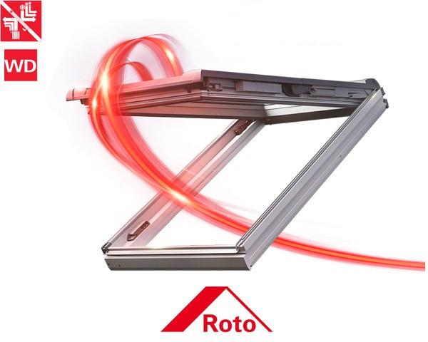 Fereastra Mansarda Roto I89P K WD [0]