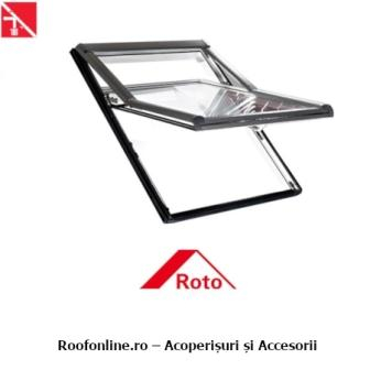 Fereastra Mansarda Roto R75 K PVC [0]