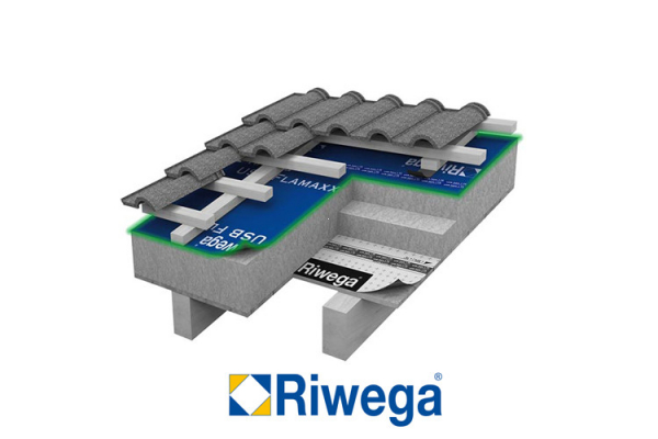 Membrana anticondens Riwega USB Flamaxx 150 2