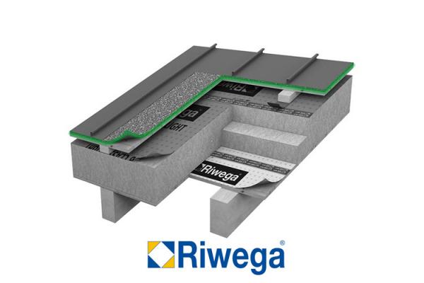 Membrana cu covor de ventilatie Riwega USB Drenlam Diff 512 [1]