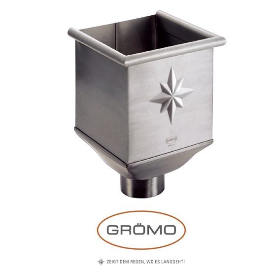Colector terasa zinc Gromo 0