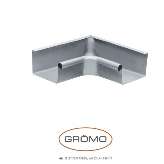 Coltar de jgheab rectangular interior zinc Gromo [0]