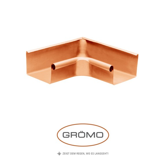 Coltar interior jgheab rectangular Cupru Gromo [0]