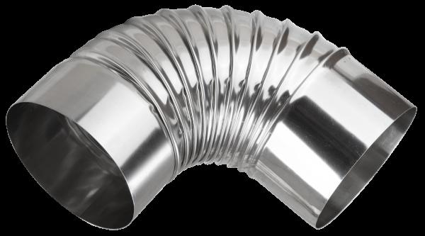 Cot burlan inox diametru 120 mm [2]