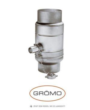 Colector condens zinc Gromo [0]