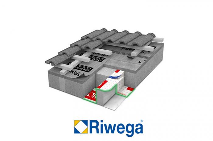 Membrana control vapori Riwega USB Micro 100 Vario 1
