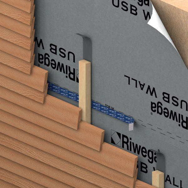 Membrana sau folie fatade Riwega USB Wall 100 [3]