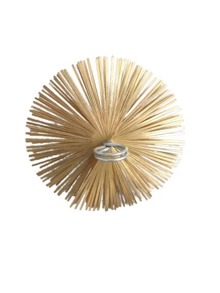 Cap de perie din otel cu diametru de 200 mm [3]
