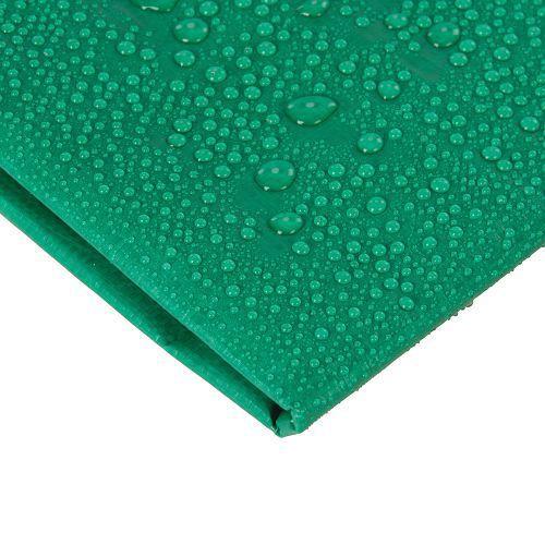 Prelata impermeabila cu inele 120 gr/mp dimensiune 2 x 3 m, verde [2]
