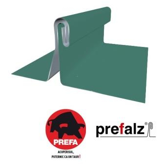 Tabla faltuita aluminiu Prefa PREFALZ - Culori speciale 0