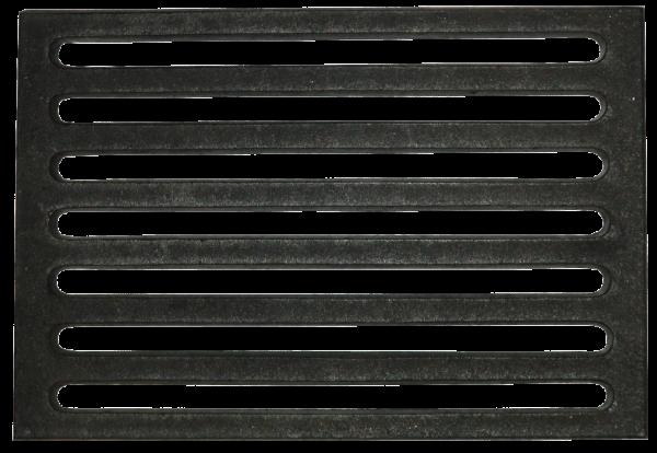 Gratar fonta pentru soba, seminee dimensiune 200 mm x 150 mm [0]
