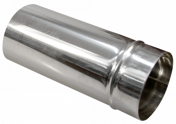 Burlan din inox diametru 130 mm 0