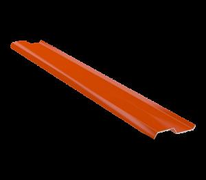 Profil etansare perete/cos de fum aluminiu - 80mm x 2 m [0]