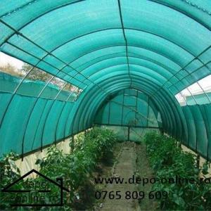 Plasa de umbrire 1,7 m latime cu 50 m lungime, grad de umbrire 90%1