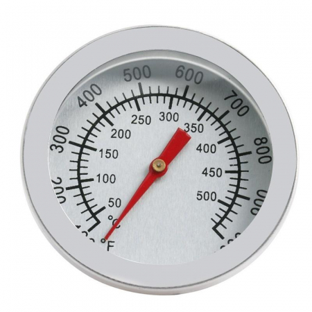Termometru inox pentru gratar/barbeque [0]