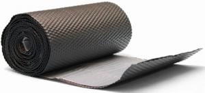 Banda etansare horn - perete 3D Aluminiu [2]