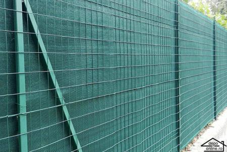 Plasa de umbrire verde 1.5 m grad umbrire 95% [0]