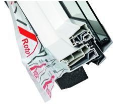 Fereastra Mansarda Roto R45 K WD PVC [1]