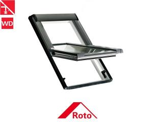 Fereastra Mansarda Roto R45 K WD PVC [0]