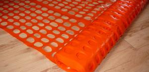 Plasa protectie santier portocalie [1]