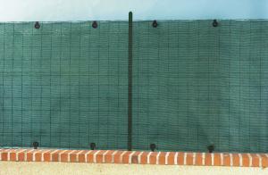 Plasa verde umbrire, 1.7 latime x 100 ml lungime, grad de Umbrire 70 % [1]