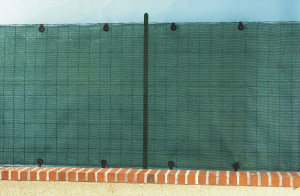 Plasa verde umbrire, 1.7 latime x 10 ml lungime, grad de Umbrire 70 %2