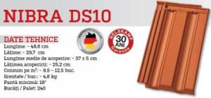 Tigla ceramica NIBRA DS103