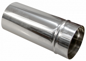 Burlan din inox diametru 120 mm [0]