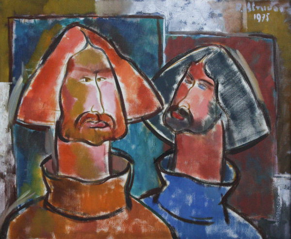 Petre ABRUDAN, Characters, 1975 0
