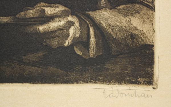 ZÁDOR István, Autoportret [2]