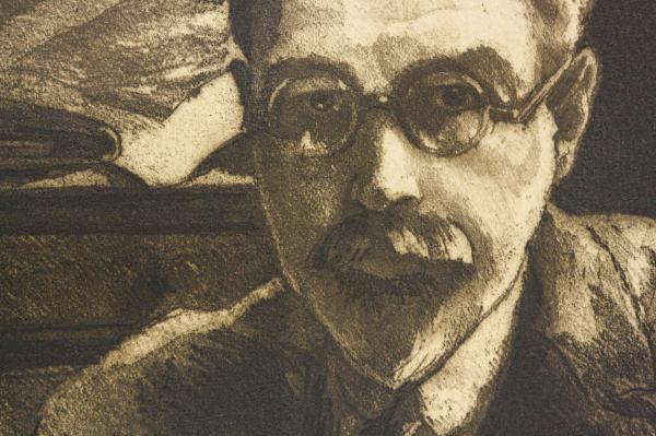 ZÁDOR István, Autoportret [1]